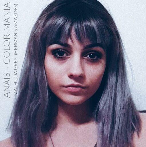 Grazie Anaïs :) Capelli grigi colorazione Nonna Mathilda Gray - Herman's Amazing | Color-Mania