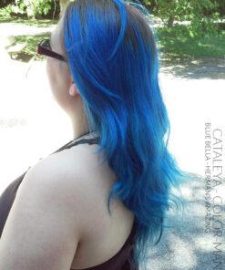 Merci Cataleya ! - Coloration Cheveux Bleu Bella - Herman's Amazing - Color-Mania
