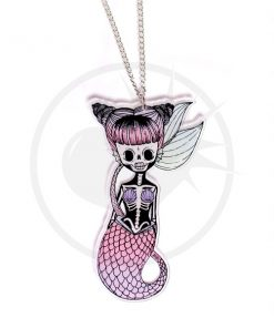 Collana Zombie Pastel Mermaid | Color-Mania