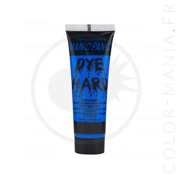 Color del pelo pelo temporal UV azul cielo eléctrico - Manic Panic | Color-Mania
