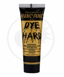Coloration Temporaire Gel Cheveux Jaune Glam Gold - Manic Panic | Color-Mania.fr