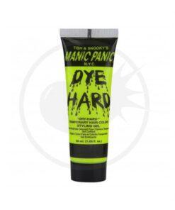 Coloration Temporaire Gel Cheveux Jaune UV Electric Banana - Manic Panic | Color-Mania