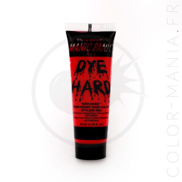 Coloration Temporaire Gel Cheveux Orange UV Electric Lava - Manic Panic | Color-Mania