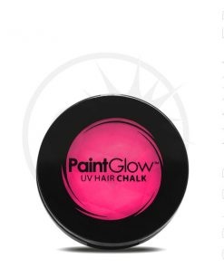 Craie Cheveux Rose UV - PaintGlow | Color-Mania