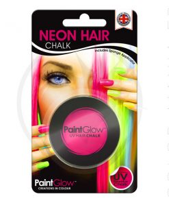 Gesso rosa per capelli UV - PaintGlow | Color-Mania