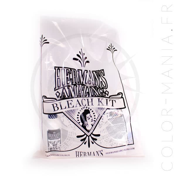 Kit de blanqueamiento para el cabello - Herman's Amazing | Color-Mania