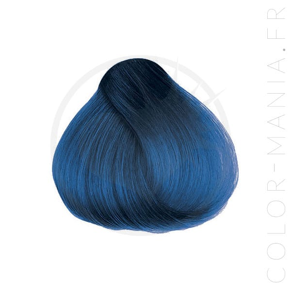 Blue Marble Blue Hair Coloring - Herman's Amazing | Color-Mania