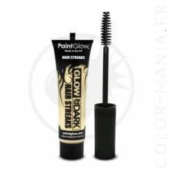 Mascara Cheveux Transparent Phosphorescent dans le Noir | Color-Mania
