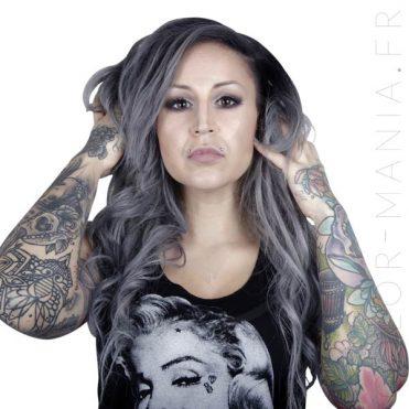 Coloration Cheveux Gris Granny Mathilda Grey - Herman's Amazing | Color-Mania