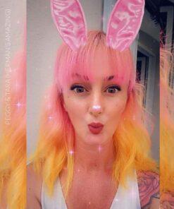 Merci Ode Pastels :) Coloration Cheveux Mandarine Tara UV - Herman's Amazing | Color-Mania