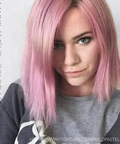 Grazie Mari-Amélie! - Polly Pink UV Color pastello per capelli - Herman's Amazing