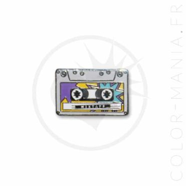 Pin's Cassette Audio Mixtape   Color-Mania