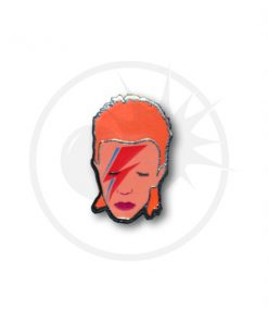 Pin's David Bowie | Color-Mania