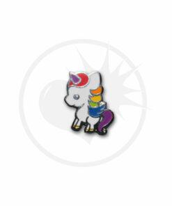 Pin's Petite Licorne Blanche | Color-Mania