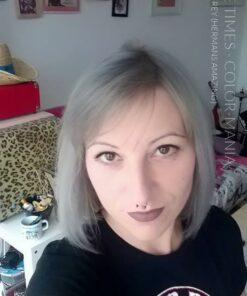Grazie Strange Times :) Colore dei capelli grigi Nonna Mathilda Gray - Herman's Amazing | Color-Mania
