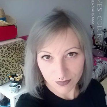 Merci Strange Times :) Coloration Cheveux Gris Granny Mathilda Grey - Herman's Amazing | Color-Mania