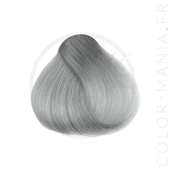 Gray Hair Coloration Sylvia Gray - Herman's Amazing | Color-Mania