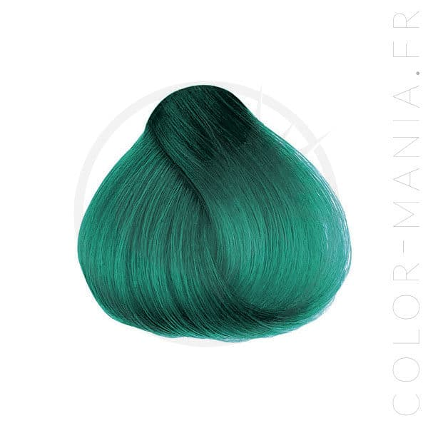 Tammy Turquoise Blue-Green Hair Color - Herman's Amazing | Color-Mania