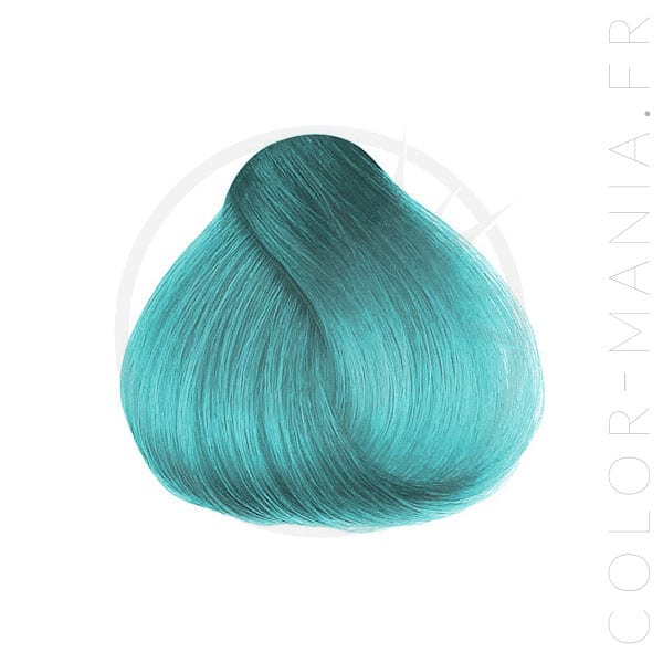 Coloration Cheveux Bleu Thelma Turquoise - Herman's Amazing | Color-Mania