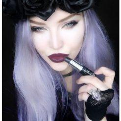 Rouge à Lèvres Aubergine Tramp - Manic Panic | Color-Mania