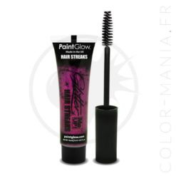 Mascara Cheveux Paillettes Rose | Color-Mania
