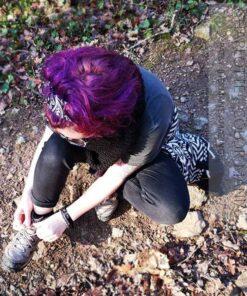 Merci Charlotte :) Coloration Cheveux Violet Patsy Purple - Herman's Amazing | Color-Mania