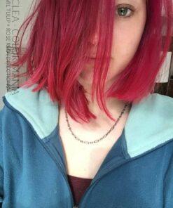 Gracias Cléa :) Red Hair Color Pink + Black Tulip - Direcciones