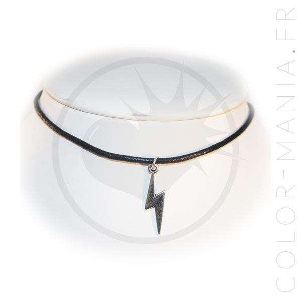Collar de plata del eclipse | Color-Mania