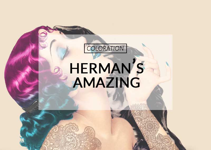 colorations herman's amazing