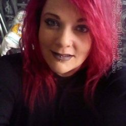 Merci Cuore :) Coloration Cheveux Fuchsia – Stargazer et Cerise - Directions