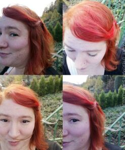 Gracias Laëtitia :) Red Hair Coloring Bloody Mary UV - Herman's Amazing | Color-Mania