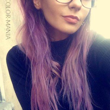 Merci Ludmilla :) Coloration Cheveux Lilas - Directions