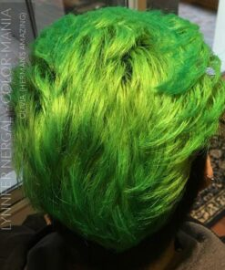 Grazie Lynnfer Nergal :) Olivia Green UV Colorazione dei capelli - Herman's Amazing | Color-Mania
