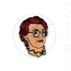 Pin's Barbara Stranger Things | Color-Mania