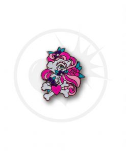 Pin's Petit Poney Tattoo | Color-Mania