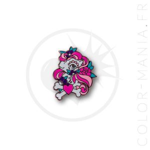Tiny Little Pony Pin | Color-Mania