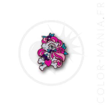 Pin's Petit Poney Tattoo | Color-Mania