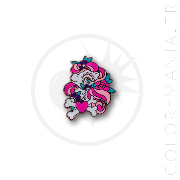 Tiny Little Pony Pin | Color-Mania