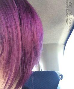 Merci Sandra :) Coloration Cheveux Violet Purple Haze - Manic Panic