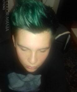 Merci Mat 30 :) Coloration Cheveux Vert Alpin - Directions