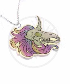 Collier Curiology x Radioactive Unicorn | Color-Mania