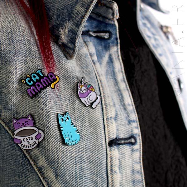 Gatos de Pin | Color-Mania