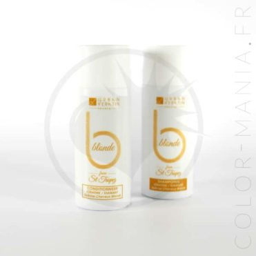 Shampoing et Conditionneur Blonde From St Tropez 50 ml - Urban Keratin | Color-Mania