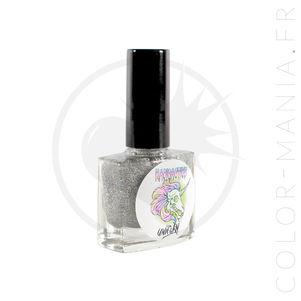 5-Free Nail Polish Creepin it Real - Unicorn radiactivo | Color-Mania