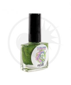 5-Free Nail Polish Frankenfine - Unicorn radiactivo | Color-Mania
