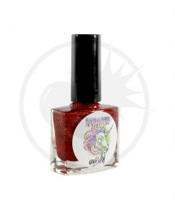 5-Free Nail Polish Freddy's Coming For You - Unicornio radiactivo | Color-Mania
