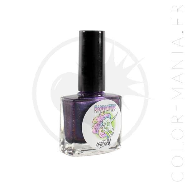 Vernis à Ongles 5-Free I Myself Am Strange and Unusual - Radioactive Unicorn   Color-Mania