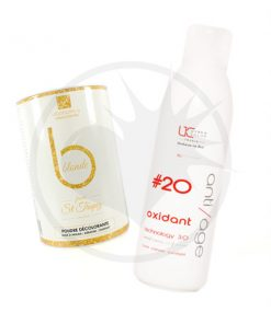 Kit volumizzante volo 20 1 professionale - Urban Keratin | Color-Mania