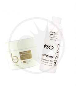 Kit Décoloration Professionnel 30 vol 150 ml – Urban Keratin | Color-Mania
