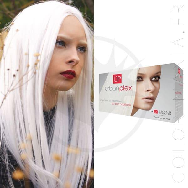 Kit Urbanplex pour décoloration cheveux